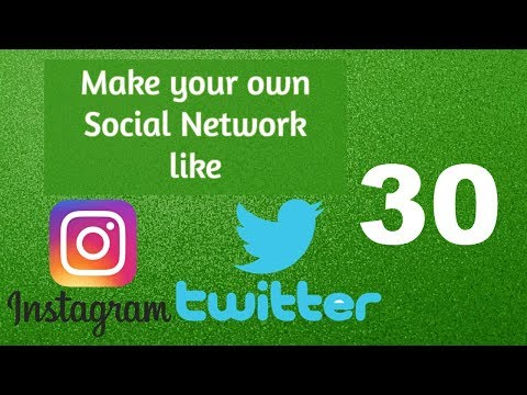 New Social Network 2018 Tutorial 30 PHP Chat System (chat App In Php)