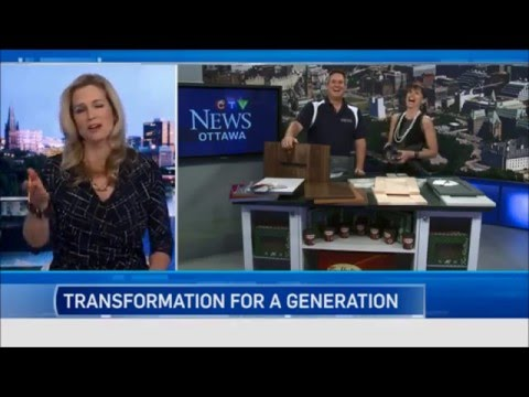 Transformation for a Generation on CTV News at Noon