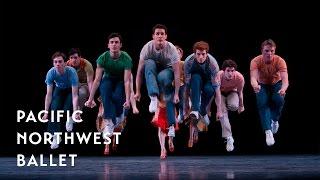 Ballet on Broadway trailer (Pacific Northwest Ballet)
