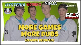 Hysteria | Fortnite Battle Royale - Cloud9 Reunion - More Games = More Dubs