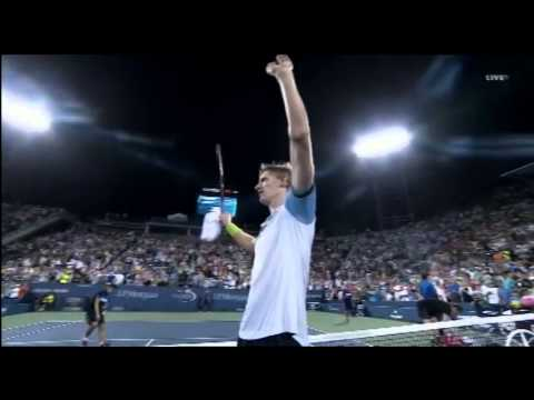 Your Illini Nation Feature: Kevin Anderson Embracing Big Stage