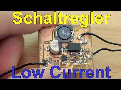 Elektronik: Schaltregler, wie und was Low Current? | LTC3631 |