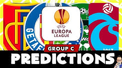 2019/20 Europa League Group C - Predictions