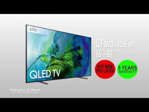 Crampton & Moore: Samsung QLED Q9 - Product Demonstration Video