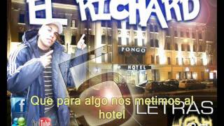 El Richard-5 Letras