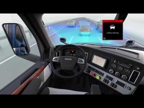 Detroit Assurance 4.0 Driver Training Series: Active Brake Assist Video