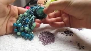 Как сделать брошь перо. Брошь перо своими руками.  how to make a brooch with your own hands