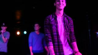Midnight Red- I Knew You Were Trouble [8.1.13]