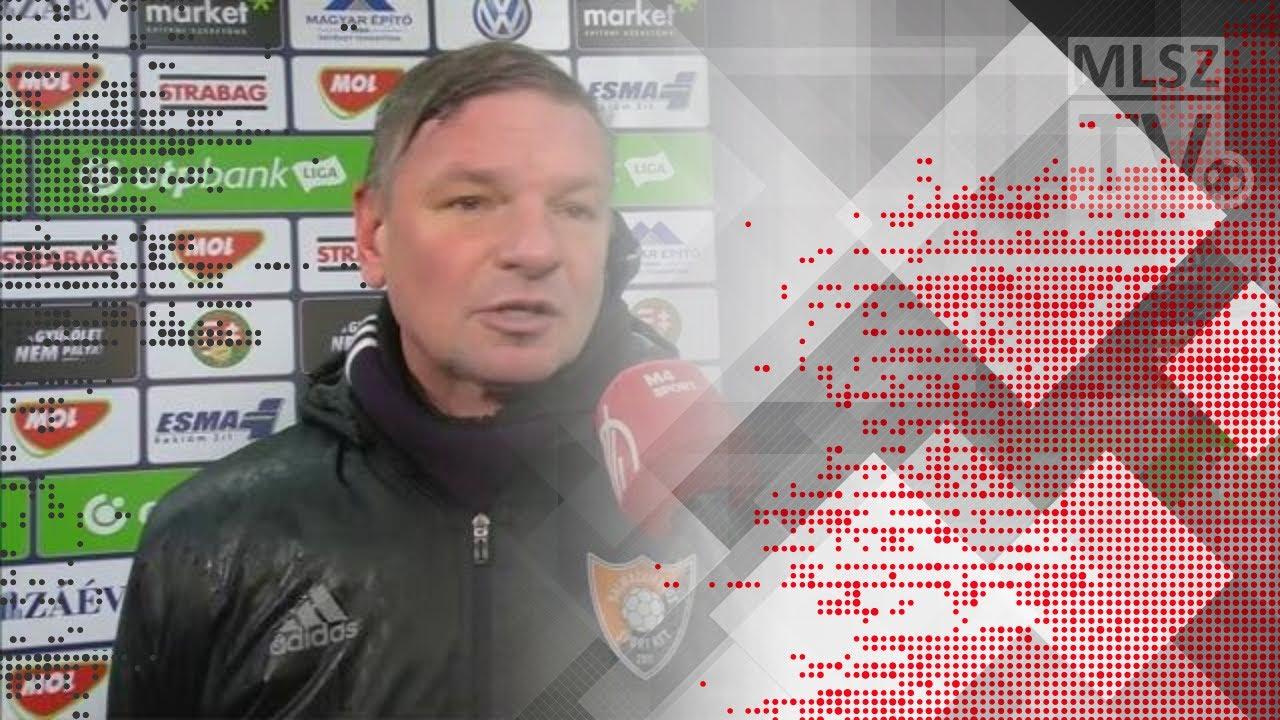 Edzői értékelések a Videoton FC - Balmaz Kamilla Gyógyfürdő mérkőzésen