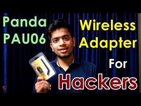 [HINDI] WiFi Adapter For Penetration Testers | Panda PAU06 | Review