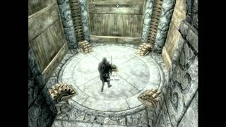 The Elder Scrolls V:SKYRIM  Квест Древнее знание