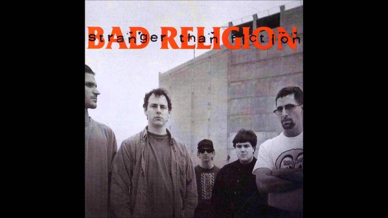 Bad Religion - Stranger Than Fiction (Full Album)
