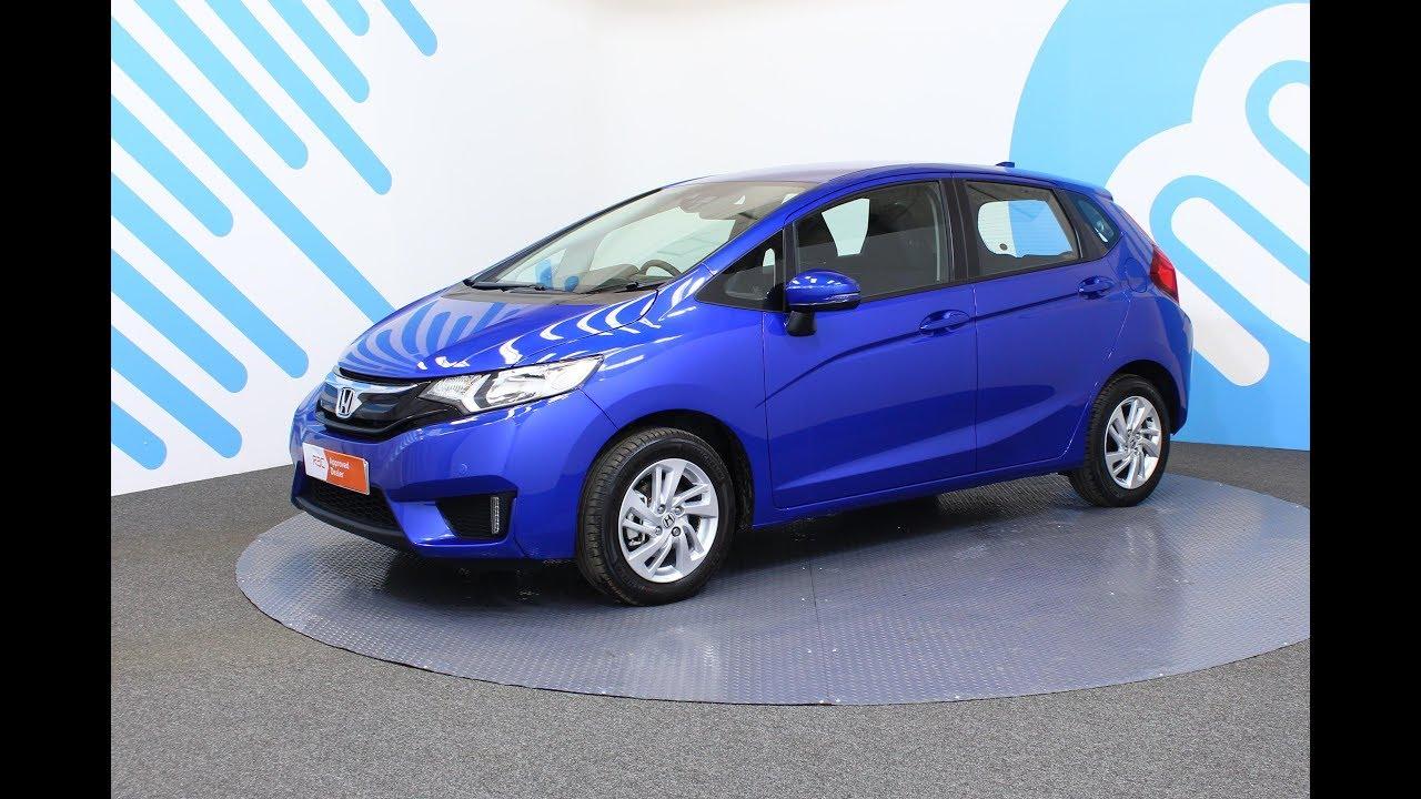 Honda Jazz 13 I Vtec Se Navi Hatchback Cvt 5dr Startstop Youtube