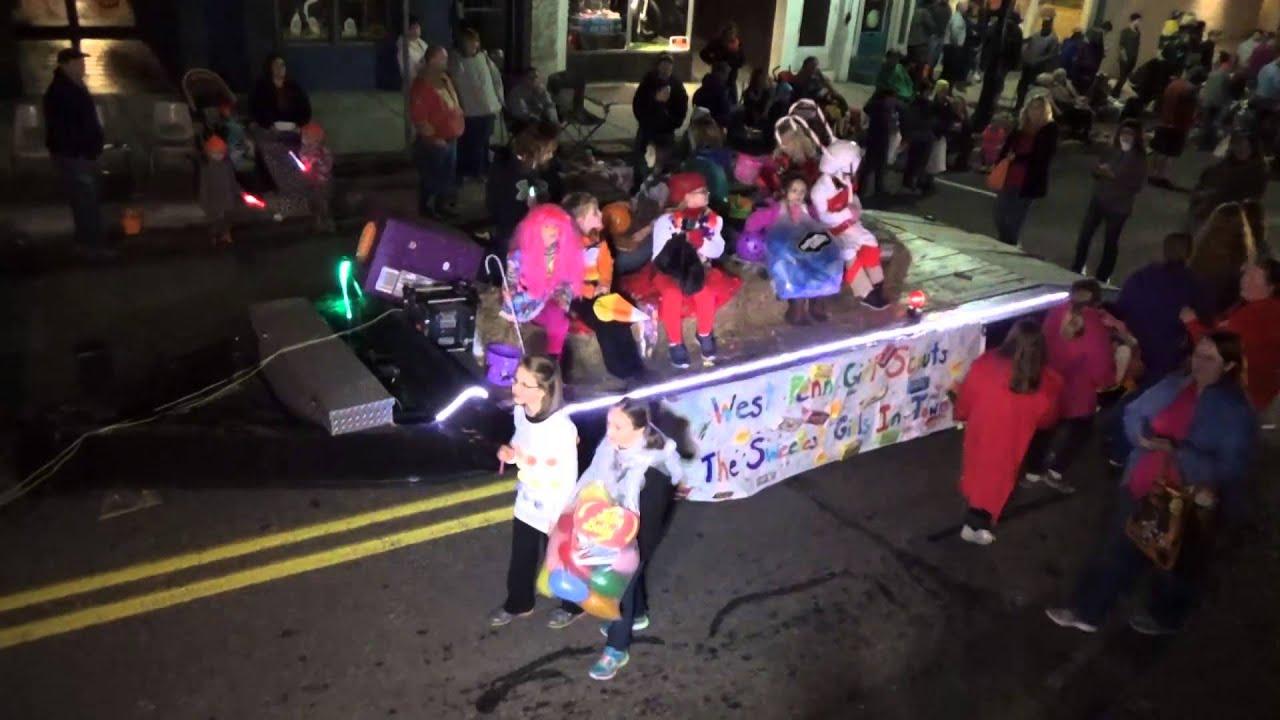 Tamaqua Halloween Parade 2020 Tamaqua Lions Club Halloween Parade, Broad Street, Tamaqua, 10 27