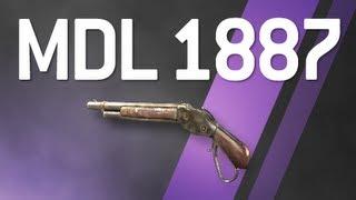Model 1887 - Modern Warfare 2 Multiplayer Weapon Guide