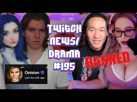 HermanLi DMCA, Onision Partnership Removed, Pink_Sparkles Banned, PreHeat - Twitch Drama/News #195