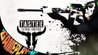 TASTEE: Lethal Tactics Gameplay (PC HD) [1080p60FPS]