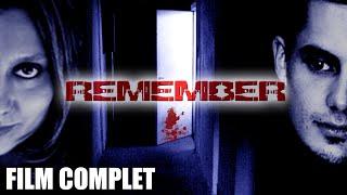 REMEMBER - film complet en français (suspense, angoisse, horreur)