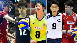 TOP 10 Most Powerful Volleyball Spikes | JAPAN | World Grand Champions Cup 2017