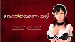 Super Naughty Maid