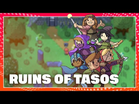 Rogue Heroes: Ruins of Tasos - Developers explain how & why the game came together | Good Games |