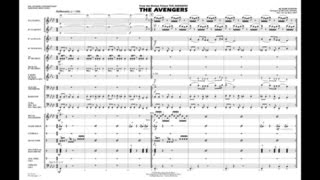 Download Mp3 The Avengers By Alan Silvestri/arr. Brown & Rapp