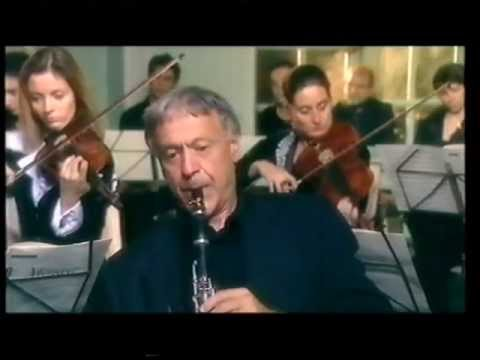 Michel Portal - Mozart Clarinet Concerto (film), 4