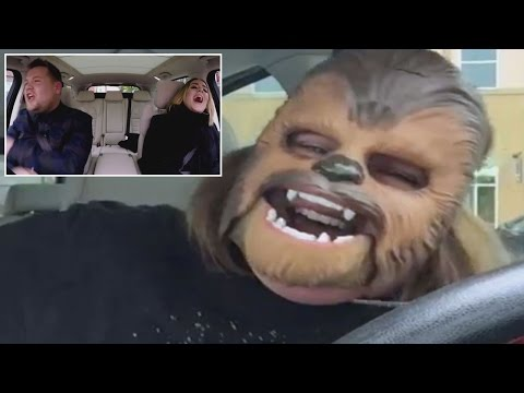 Chewbacca Mom, James Corden Among Most Popular Viral Videos Of The Year