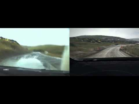 DiRT Rally vs Real Life | Sweet Lamb - Ford Fiesta WRC