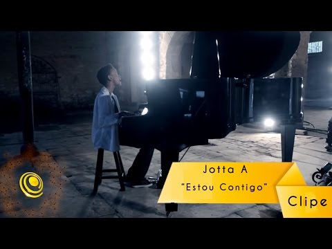 Jotta A -  Estou Contigo (Video Oficial)
