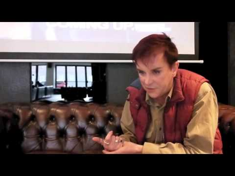 Steve Strange of Visage - Fantastic personal interview with St Pauls Lifestyle