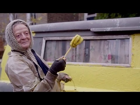 The Lady in the Van 2015【HD】★★★ Maggie Smith, Alex Jennings, Jim Broadbent
