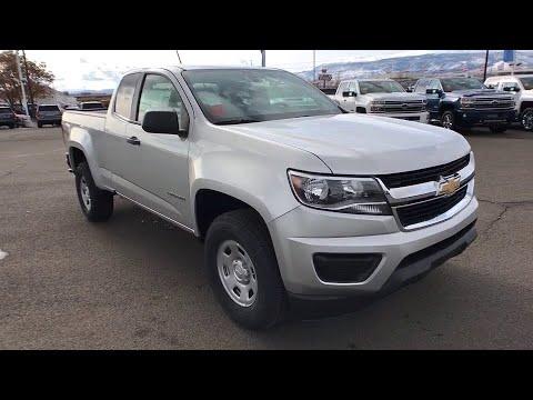 2019 Chevrolet Colorado Carson City, Reno, Yerington, Northern Nevada, Elko, NV 19-0379