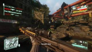 Crysis 3 Multiplayer Gameplay | 56-11 | Scarab mod. 2 and Gauss Sabot Gun