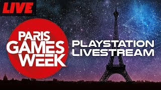 Sony Press Conference Paris Games Week (11AM EST/8AM PST) with Pre and Post Show by GameSpot