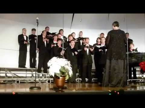 Westfield Area High School Men's Choir - The Little Drummer Boy
