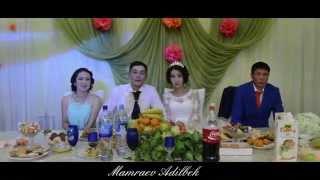 wedding day Абылай Назерке// Жанаарка Видеограф Мамраев