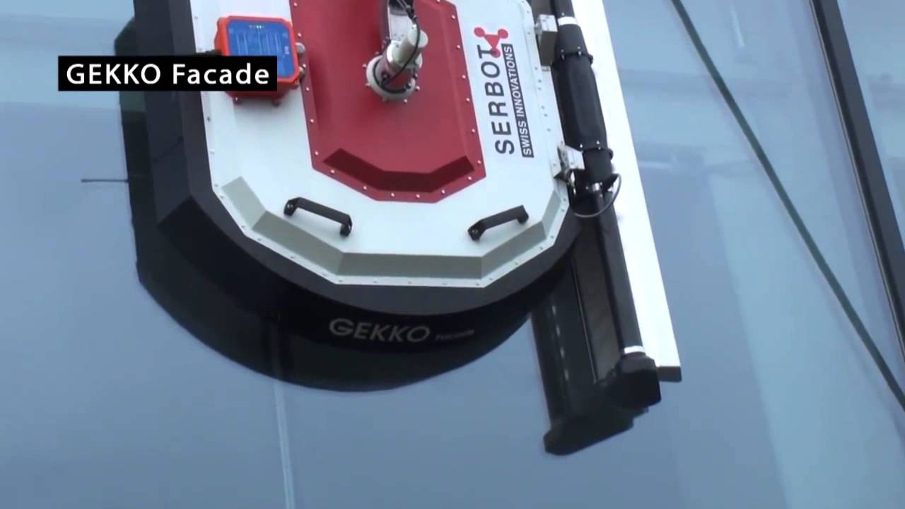 Aldar Serbot Gekko Facade Youtube