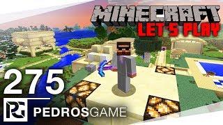 HODINOVÝ SPECIÁL!   Minecraft Let's Play #275   Pedro