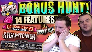 SEK 30K (€3,000) Bonus Hunt #13 RESULTS, with Peking Luck, Dead or Alive 2 and more slots!