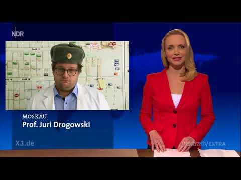 Extra3: Спецвыпуск 'Новости Раисси'.