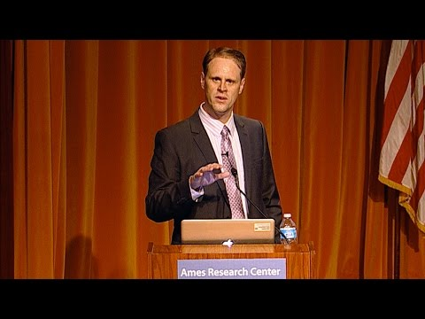 Brian Lewis - Skimming the Lunar Surface for Science: The LADEE Mission