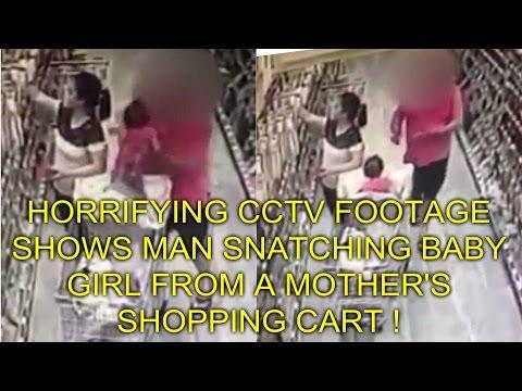 HORRIFYING CCTV FOOTAGE