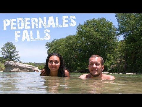 PEDERNALES FALLS CAMPING ADVENTURE - TEXAS