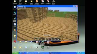 come costruire una casa in legno di lusso  in minecraft [1/10]