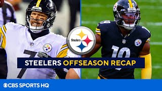 Pittsburgh Steelers Offseason Recap: Biggest additions, best NFL Draft fits | CBS Sports HQ