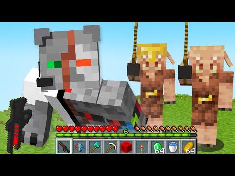 Me Paso Minecraft Pero Soy un CYBORG!!