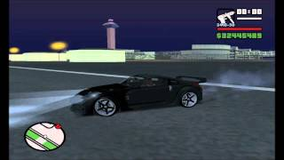 GTA San Andreas Nissan 350Z Tokyo Drift Edition #  Drift+Sound