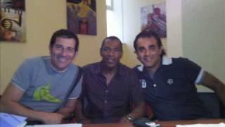 SKARY & PRO feat. Orlando Johnson - Hands up (Frankie Gada & Raf Marchesini radio edit)