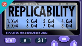 Crash Course: Statistics: Increasing Replicability thumbnail